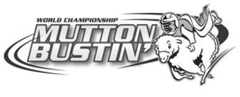 WORLD CHAMPIONSHIP MUTTON BUSTIN'