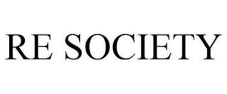 RE SOCIETY