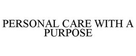 PERSONAL CARE WITH A PURPOSE