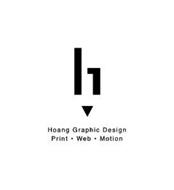 H HOANG GRAPHIC DESIGN PRINT · WEB · MOTION