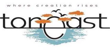 TONEAST WHERE CREATION RISES