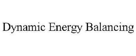 DYNAMIC ENERGY BALANCING
