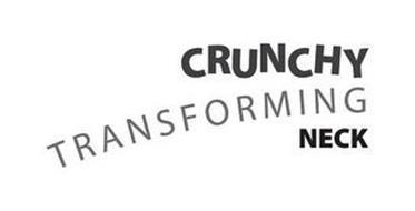 CRUNCHY TRANSFORMING NECK