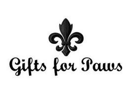GIFTS FOR PAWS