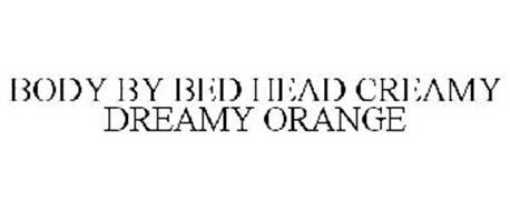 BODY BY BED HEAD CREAMY DREAMY ORANGE