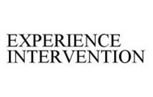 EXPERIENCE INTERVENTION