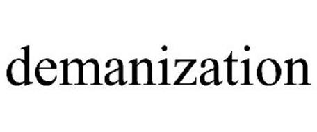 DEMANIZATION