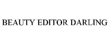 BEAUTY EDITOR DARLINGS