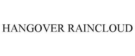 HANGOVER RAINCLOUD