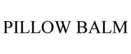 PILLOW BALM