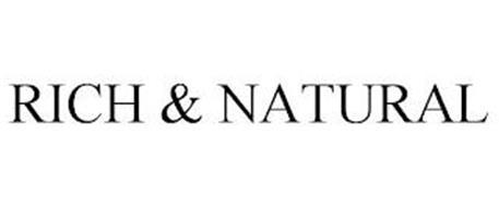 RICH & NATURAL
