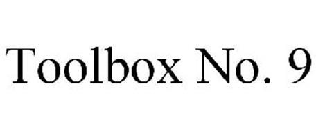 TOOLBOX NO. 9