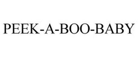 PEEK-A-BOO-BABY