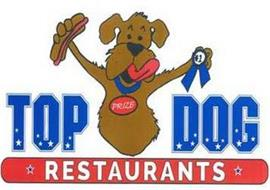 TOP PRIZE DOG RESTAURANTS