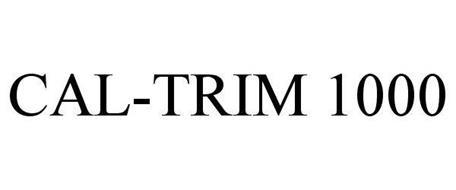 CAL-TRIM 1000