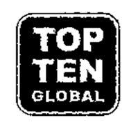 TOP TEN GLOBAL