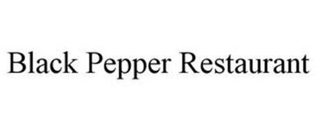 BLACK PEPPER RESTAURANT