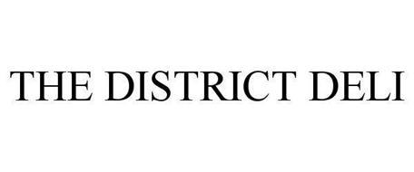 THE DISTRICT DELI