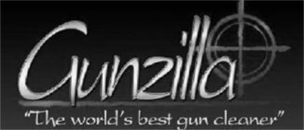 "GUNZILLA ""THE WORLD'S BEST GUN CLEANER"""