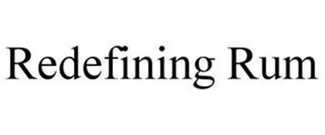 REDEFINING RUM
