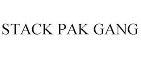 STACK PAK GANG