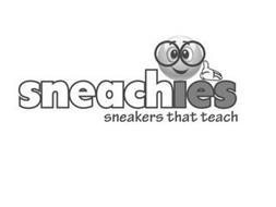 SNEACHIES SNEAKERS THAT TEACH