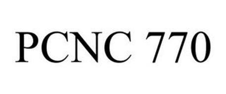 PCNC 770