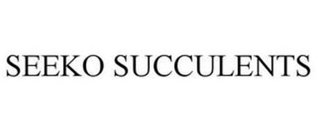 SEEKO SUCCULENTS