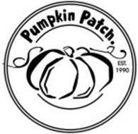 PUMPKIN PATCH EST. 1990