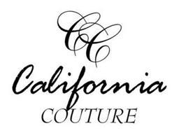CC CALIFORNIA COUTURE