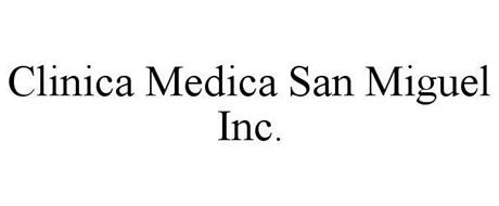 CLINICA MEDICA SAN MIGUEL INC.