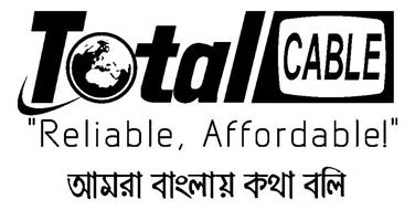 "TOTAL CABLE ""RELIABLE, AFFORDABLE!"""