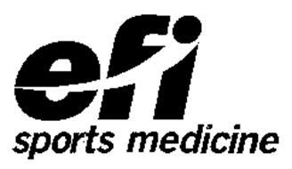 EFI SPORTS MEDICINE