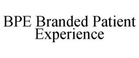BPE BRANDED PATIENT EXPERIENCE