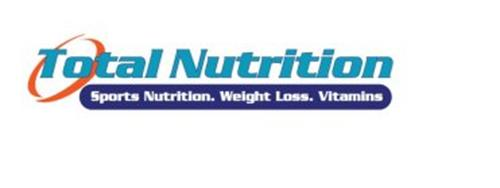 TOTAL NUTRITION SPORTS NUTRITION. WEIGHT LOSS. VITAMINS