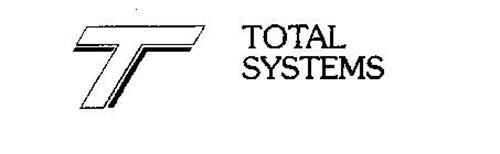 T TOTAL SYSTEMS