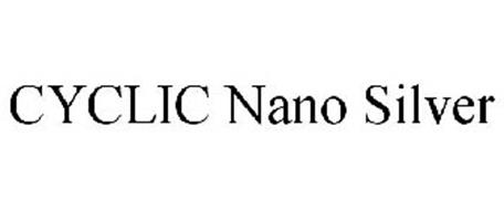 CYCLIC NANO SILVER