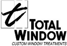 T TOTAL WINDOW CUSTOM WINDOW TREATMENTS