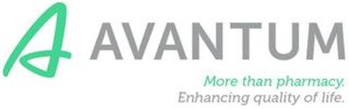 A AVANTUM MORE THAN PHARMACY. ENHANCING QUALITY OF LIFE.