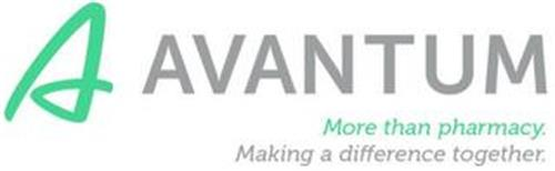 A AVANTUM MORE THAN PHARMACY. MAKING A DIFFERENCE TOGETHER.