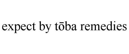 EXPECT TOBA REMEDIES