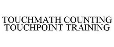 TOUCHMATH COUNTING TOUCHPOINT TRAINING
