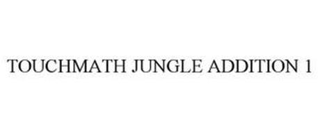 TOUCHMATH JUNGLE ADDITION 1