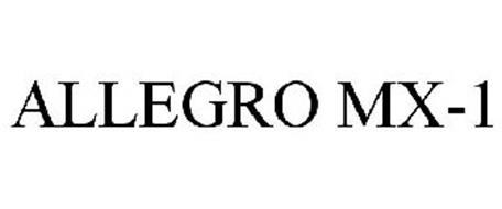 ALLEGRO MX-1