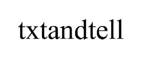 TXTANDTELL