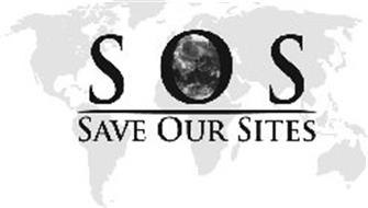 SOS SAVE OUR SITES