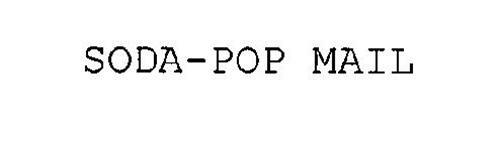 SODA-POP MAIL