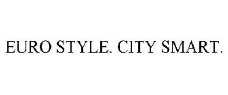 EURO STYLE. CITY SMART.