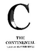 C THE CONTINENTAL
