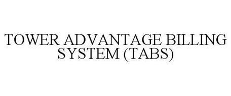 TOWER ADVANTAGE BILLING SYSTEM (TABS)